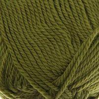 Пряжа 'Мериносовая' 50меринос.шерсть, 50 акрил 200м/100гр (252-Зеленый горошек)