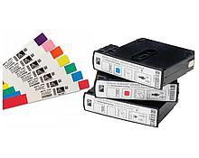 Zebra 10006995-1K Картриджи (браслеты) для HC-100 RED