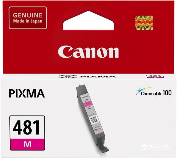Картридж Canon CLI-481 XL M (2045C001)