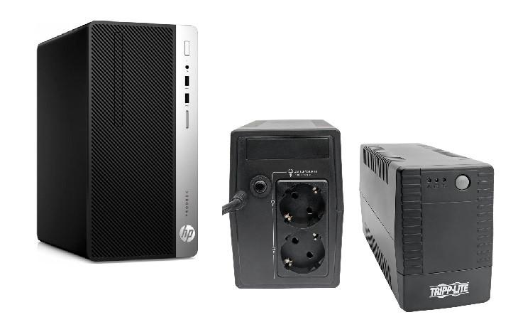 Компьютер-комплект HP Europe ProDesk 400 G6 (6CF47AV/TC20_650D)