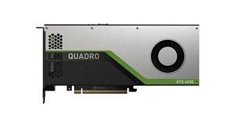 Видеокарта Dell Nvidia Quadro RTX4000, 8GB, 3DP, VirtualLink (XX20T) (490-BFHQ)