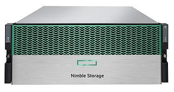 Хранилище HP Enterprise Nimble HF20H (Q8H71A/Demo)