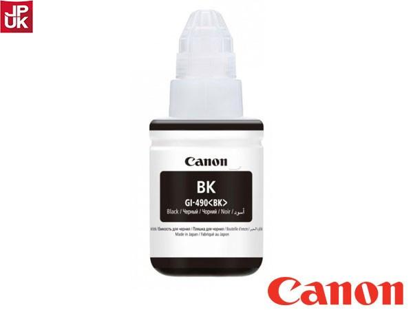 Чернила Canon INK GI-490 BK (0663C001)