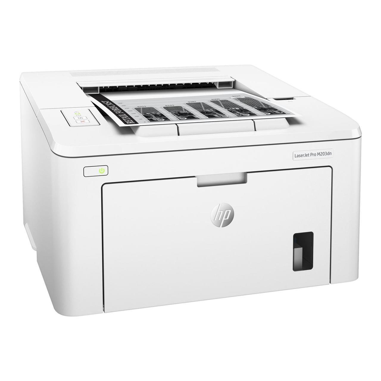Принтер HP Europe LaserJet Pro M203dn (G3Q46A#B19)