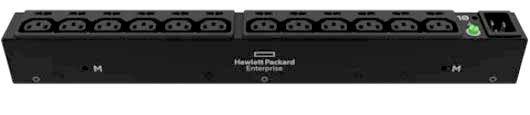 Блок распределения питания HP Enterprise G2 Basic 3.6kVA/IEC C20 Detachable 16A/100-240V Outlets (12) C13