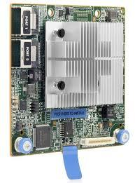 Контроллер HP Enterprise Smart Array E208i-a SR Gen10 (8 Internal Lanes/No Cache) 12G SAS Modular Controller