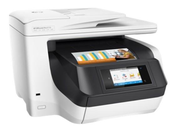 МФП HP Europe OfficeJet Pro 8730 (D9L20A#A80)
