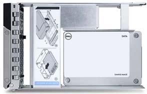 Твердотельный накопитель Dell (400-BDVW)