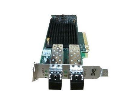 Адаптер главной шины Dell Emulex LPe31002-M6-D Dual Port 16Gb Fibre Channel (403-BBLR)