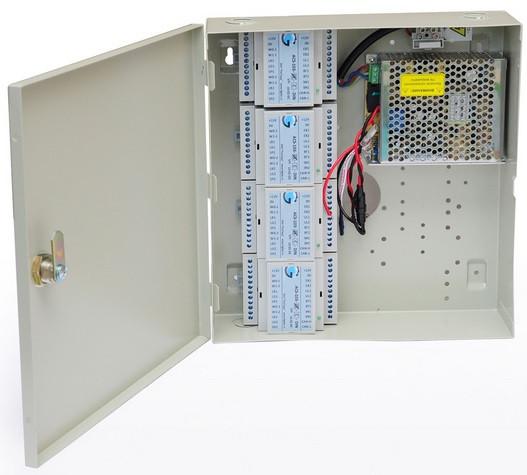 Бокс для контроллеров RusGuard PS-BM-12-2.5A