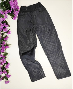 Непромокаемые штаны с начесом внутри