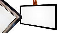 """19"""" Сенсорный проекционно-ёмкостный экран, мультитач до 10 касаний, 4,3 мм, комплект"""