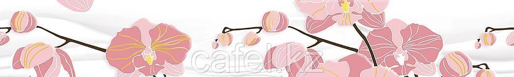Кафель | Плитка настенная 28х40 Орхидея | Orhideya бордюр G1