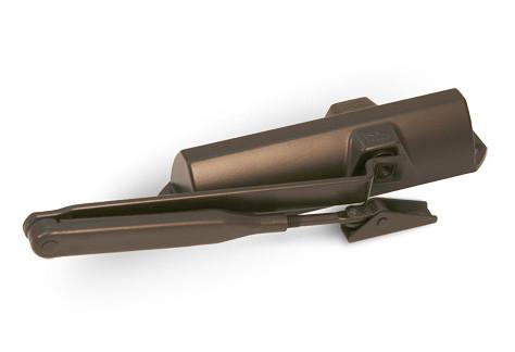 Доводчик DORMA TS-68 (КОРИЧНЕВЫЙ) в комплекте со складным рычагом