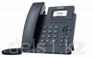 IP телефон Yealink SIP-T30P PoE c БП, замена Т19P