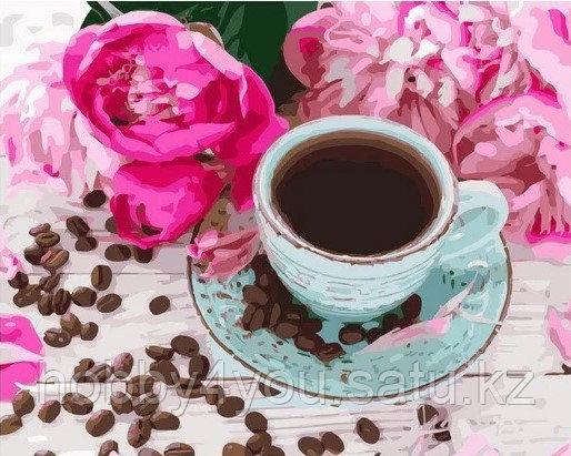 """Картина по номерам """"Кофе в зернах"""" 40х50 см"""
