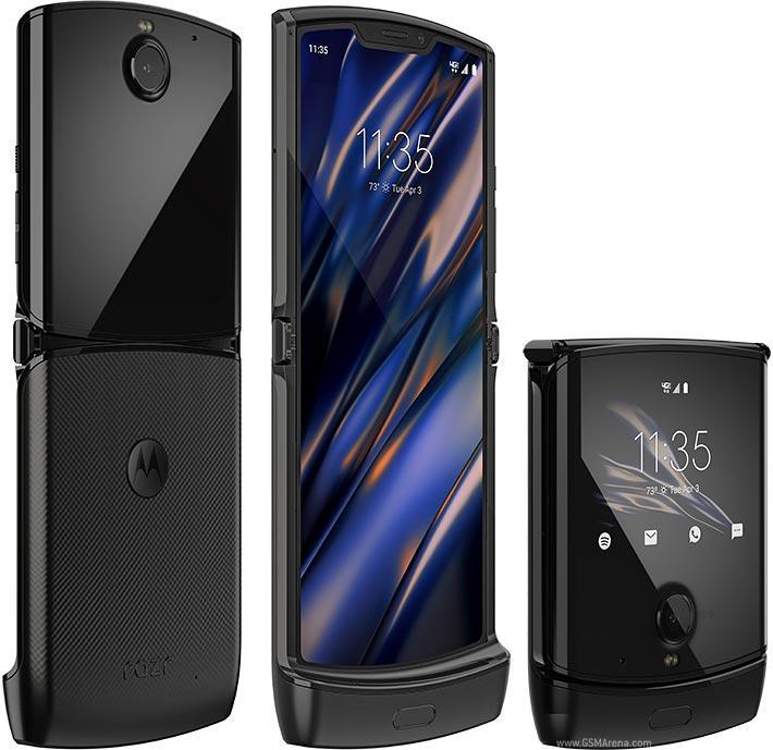 Motorola RAZR 2019 6/128GB черный