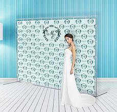 Пресс-стена в аренду 2×3 м