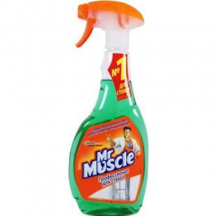 Средство для мытья стекол Mr.Muscle, с распылителем, 500 мл