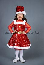 """Костюм """"Санта"""" на прокат (SantaGirl01)"""