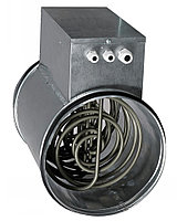 Канальный электрический нагреватель для круглых каналов NEK 125/2