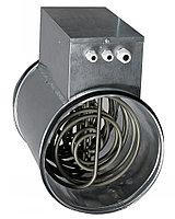 Канальный электрический нагреватель для круглых каналов NEK 125/2,5