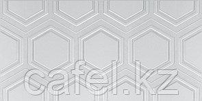 Кафель | Плитка настенная 25х50 Роно | Rona светло-серый