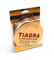 Леска рыболовная TIAGRA [0.4/0.5 мм, 100м] (0.25 мм)