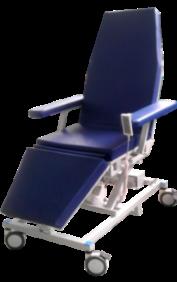 Многофункциональное кресло донорско-диализное «MCF MK-01» c электрической регулировки