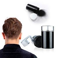 Загуститель волос камуфлирующий Lutino Hair Building Fibers (Черный)