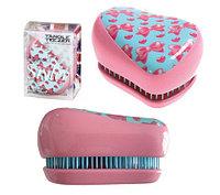 Расческа для волос с рисунком Tangle Teezer Compact Styler (Бантики)