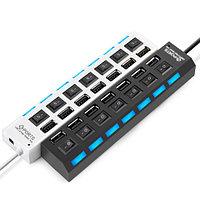 Разветвитель на 7 USB-портов USBHUB HI-SPEED