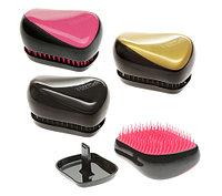 Расческа для волос Tangle Teezer Compact Styler (Розовый-металл премиум)