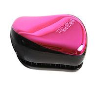 Расческа для волос хромированная Tangle Teezer Compact Styler (Хром-розовый)