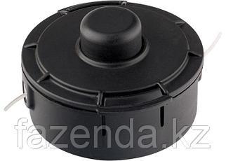 Леска-катушка для бензотриммера триммера Denzel