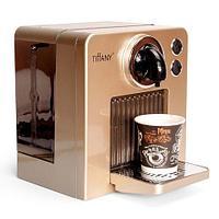 Диспенсер горячей воды автоматический Tiffany Samovar ST-909 с проточным кипячением (Золотой)