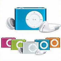 MP3-плеер мини-клип с наушниками myPOD TF/microSD
