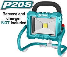 Аккумуляторная рабочая лампа TOTAL арт.TFLI2002