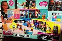 Клубный домик ЛОЛ Сюрприз LOL Surprise Clubhouse Playset