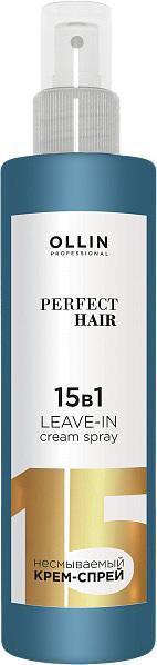 Крем-спрей для волос восстанавливающий 15 в 1 Ollin