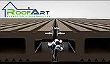Монтажная клипса для террасной доски (кляймер нержавеющая сталь)  ELEMENT 3D, фото 4