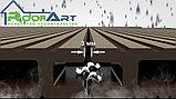 Монтажная клипса для террасной доски (кляймер нержавеющая сталь)  ELEMENT 3D, фото 6
