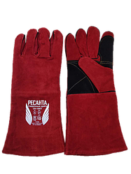 Сварочные краги СК-10КП Ресанта