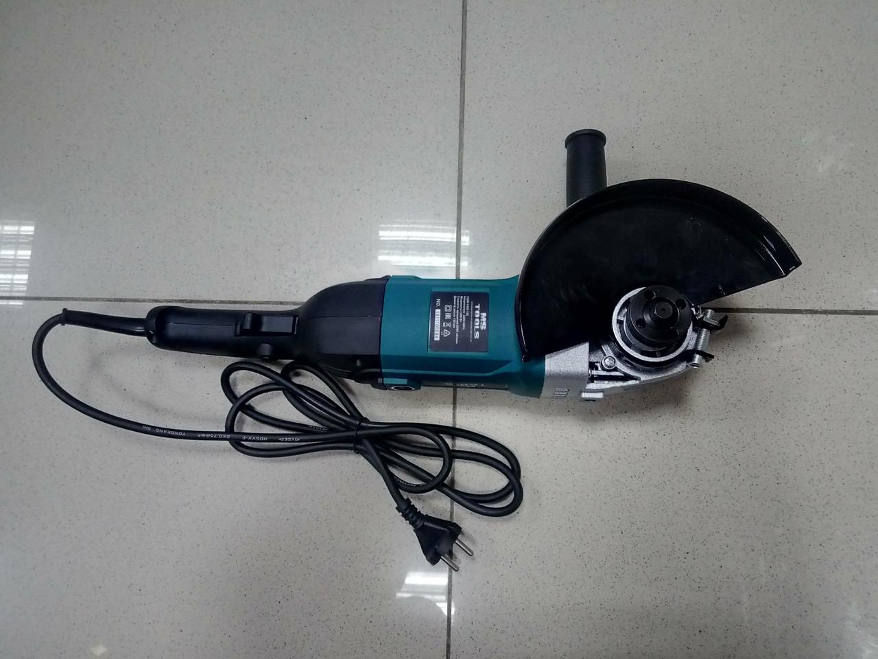 Углошлифовальная машина MS TOOLS УШМ-1400-180