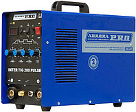 Сварочный аппарат INTER TIG 200 PULSE Mosfet (TIG 200m)/Aurora-Pro
