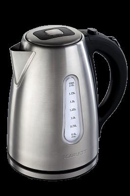 Электрический чайник Scarlett SC-EK21S43 (металл)
