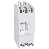 Выключатель автоматический АЕ2066М1-100-125А-10Iн-400AC-У3-КЭАЗ