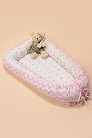 Кокон-гнездышко для сна, розовый (Patrino, Россия)