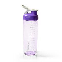 Бутылка для воды 800 мл (пластик)
