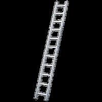 CORDA Приставная лестница 12 ступеней (010124)